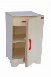 550 koelkast open