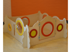 demontabele-box-120x120-cm
