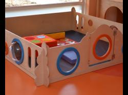 demontabele-box-210x210-cm