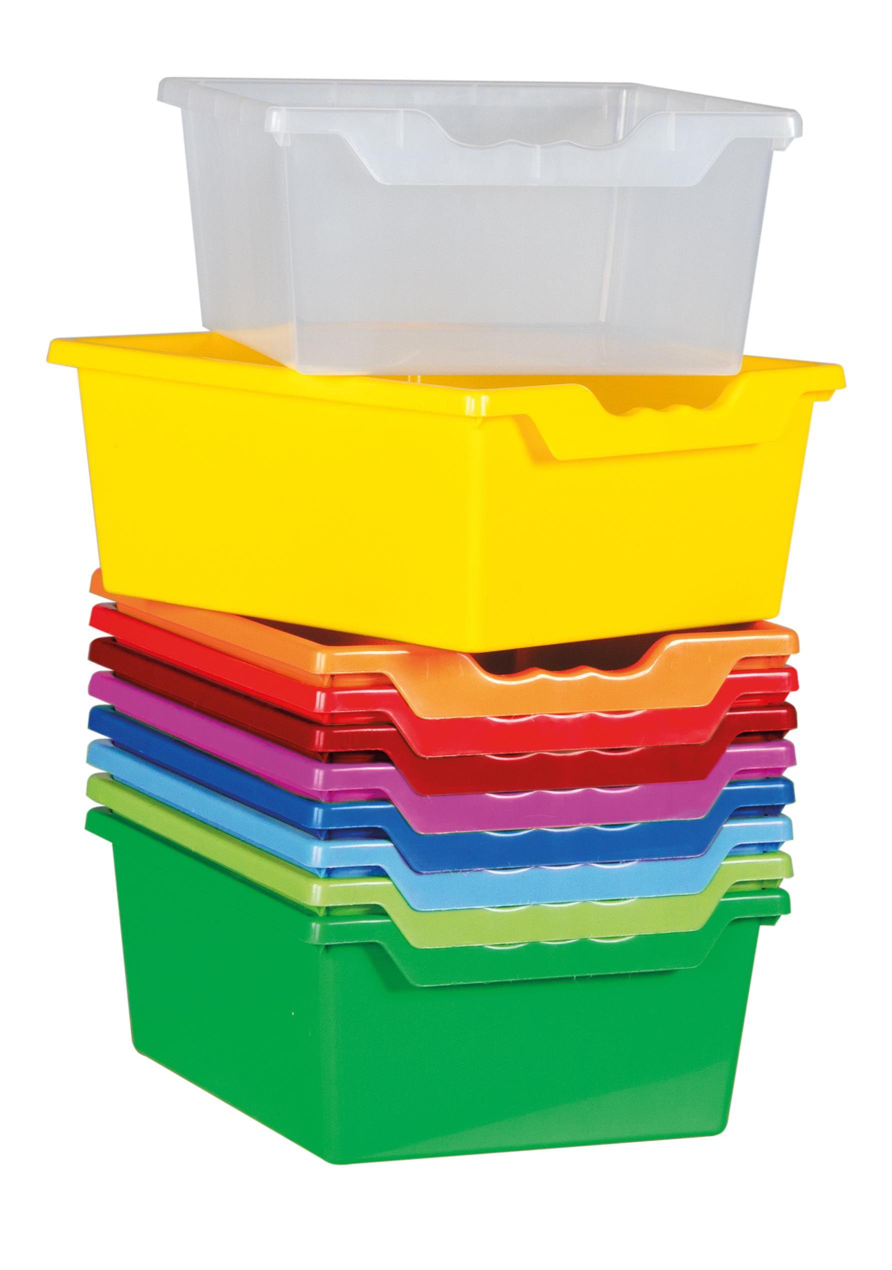 Ergo tray opbergbox maat l de tol kinderopvang inrichting for Luie trap afmetingen