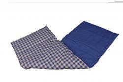 600 dekje blauwa
