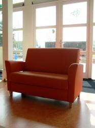 chopin 2 zits oranje zonder kussens