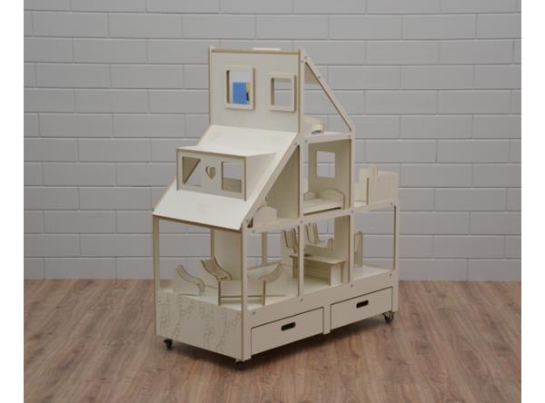 Wonderbaar Poppenhuis - De Tol kinderopvang inrichting CC-97