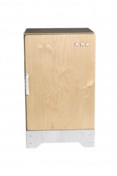 550 koelkast-wit